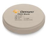 Denseo PEEK Blanks Naturfarbe 98,5 mm mit Stufe