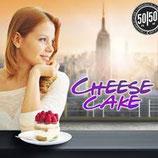 Cheesecake 50/50