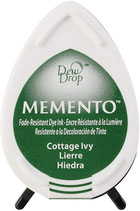 Stempelkissen Memento Cottage Ivy - Drop
