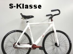 "Kunstrad 25"" 50er STAR BICYCLE"