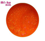 GEL UV FLUO GLITTER ARANCIO 5 ML