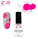 INK COLOR COLORE ROSA 5ML