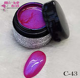 GEL UV COLORATO C-43