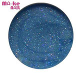 GEL UV FLUO GLITTER BLU 5 ML