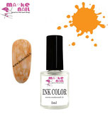 INK COLOR COLORE ARANCIONE 5ML