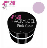 ACRYLGEL PINK CLEAR