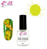 INK COLOR COLORE GIALLO 5ML