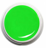 GEL UV FLUO VERDE 5 ML