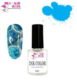 INK COLOR COLORE CELESTE 5ML
