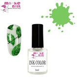 INK COLOR COLORE VERDE 5ML