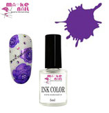 INK COLOR COLORE VIOLA 5ML