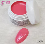 GEL UV COLORATO C-07