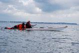 Seekajak-Grundlagenkurs für Fortgeschrittene