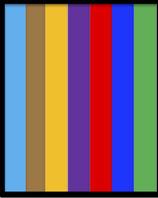 Wunschwicklung mit 7 Farben