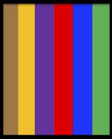 Wunschwicklung mit 6 Farben