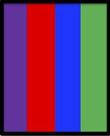 Wunschwicklung mit 4 Farben