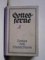 Gottesferne,  Erster Band
