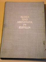 Reisen und Abenteuer im Zeppelin
