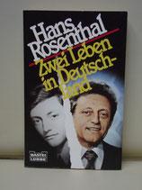 Hans Rosenthal; Zwei Leben in Deutschland