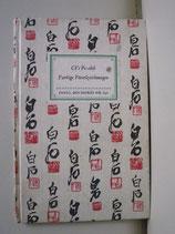 Ch'i Po - shih / Farbige Pinselzeichnungen