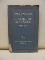 Geschichte Englands  1815 - 1918