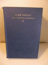 Marx-Engels; Ausgewählte Schriften Band II