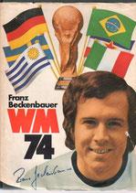 W M  74  Franz Beckenbauer