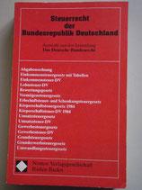 Steuerrecht der Bundesrepublik Deutschland