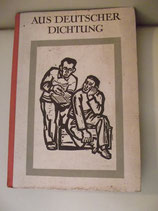 Aus Deutscher Dichtung