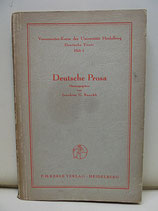 Deutsche Prosa