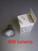 LDI SIGN 4.5w / 4000°k / GU10 - 240v
