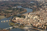Option 5 : 1h 15 de vol en ULM Le vol promenade vers les plus beaux sites: Le Pont du Gard et les Baux de Provence ou bien le Pont d'Avignon via le Pont du Gard