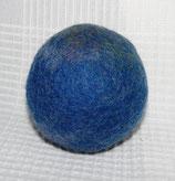 Filzball blau