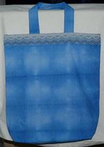 Batik-Einkaufstasche FIRST