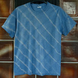 Batik-T-Shirt TENSTRIPES
