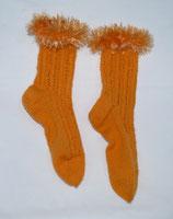 Socken Sonne