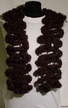 Pompon Schal