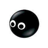 Round Balloons Spider Eyes
