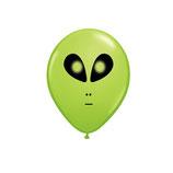 Round Balloons Alien