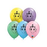 Round Balloons Unicorn