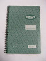 SCADENZARIO CON RUBRICA MOD. 14 01