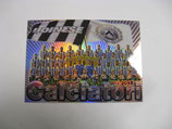 CARD CARTOLINA BOX FUORISERIE CALCIATORI 2014-2015 UDINESE