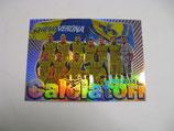 CARD CARTOLINA BOX FUORISERIE CALCIATORI 2014-2015 CHIEVO VERONA