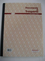 DOCUMENTO DI TRASPORTO IN A4 MOD. 30 04
