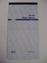 BUSTA NOTA SPESA MOD. 22 05