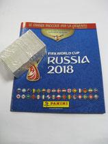SET COMPLETO DELLE 681 FIGURINE PANINI FIFA WORLD CUP RUSSIA 2018