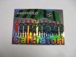 CARD CARTOLINA BOX FUORISERIE CALCIATORI 2014-2015 SASSUOLO