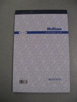 MULTIUSO MOD. 2810 IN A5