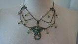 Collier mit Drachenanhänger