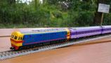 タイ王国車両各種/ MODEL TRAIN OF THAILAND(N-1/150 9mm)